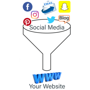 Social Media Funnel - Service With a Style