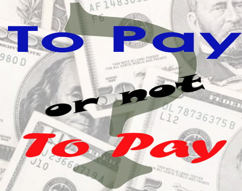 To Pay or not To Pay for SEO or SEM